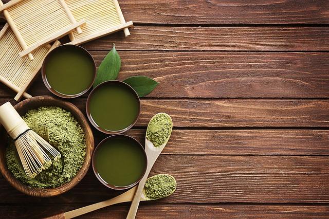 příprava matcha tea