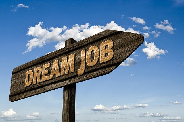 práce snů