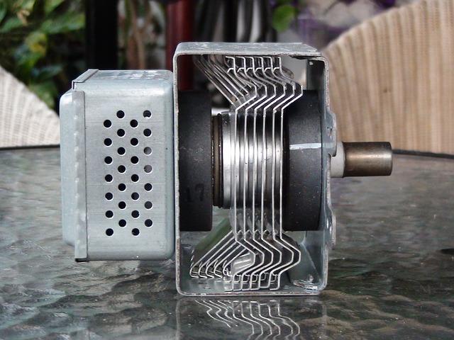 magnetron z mikrovlnky