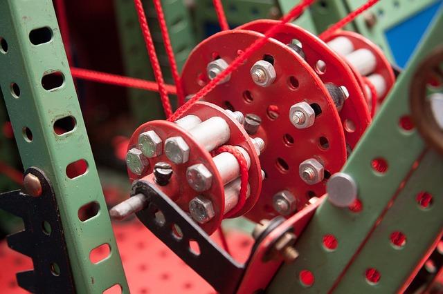 kovová konstrukce