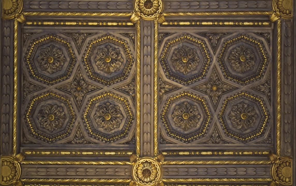 výzdoba stropu